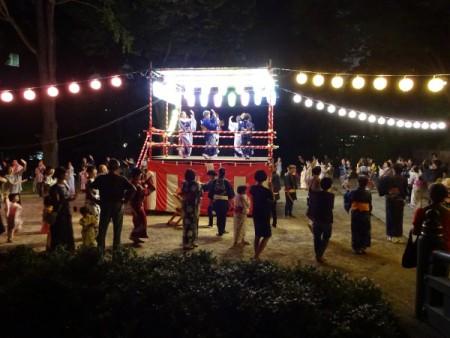 残していきたい「夏の風景」。(根津神社にて・・・)