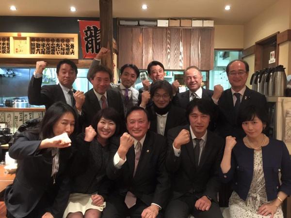 チーム文京・台東・中央!!(民主党東京都第2区総支部)