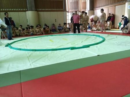 子ども達が全国レベルで活躍!!(区民相撲大会)