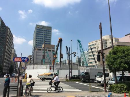 再開発事業の進捗状況について・・・。(建設委員会にて)